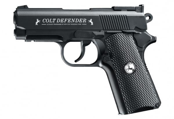Vzduchové pistole a revolvery